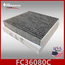 FC36080C(CARBON) CABIN AIR FILTER HONDA Fit Insight CR-Z 2009-2014