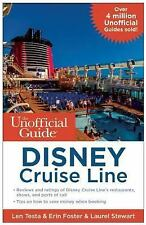 The Unofficial Guide to the Disney Cruise Line (Unofficial Guides (Keen)), Stewa