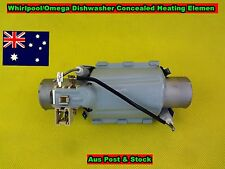 Whirlpool/Omega Dishwasher Spare parts Concealed Heating Element (D248) New