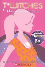 G, T'witches #01: The Power Of Two, H. B. Gilmour, Randi Reisfeld, 0439240700, B