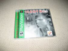 Silent Hill ~ Greatest Hits - Konami (Sony PlayStation 1) - Brand New