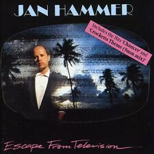 Escape From Television - Jan Hammer (1999, CD NEUF)