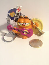 GARFIELD AGFA PORTECLE KEYRING KEYCHAN KEY BULLY FIGURA FIGURE FIGUREN (P34)