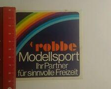 Aufkleber/Sticker: Robbe Modellsport ihr Partner für sinnvolle (271016155)