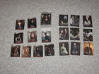 Vampire Diaries Season One Trading Card Complete Set with all Chase Cards!