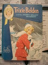 Trixie Belden #9 - The Happy Valley Mystery (Cameo Version)