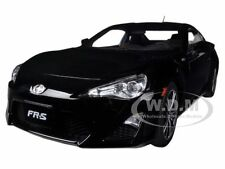 SCION FR-S (NORTH AMERICAN VERSION/LHD) BLACK SILICA 1/18 BY AUTOART 78777