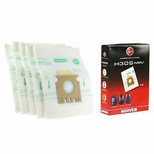 HOOVER H30S Dust Bags for T Series Vacuum Cleaners Genuine 5 Pk