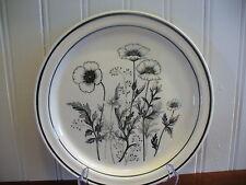 "Brendan Arklow Ireland Erin Stone Barbary Floral Motif 7.25"" Dessert Plate"