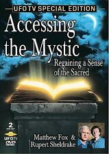Accessing the Mystic Regaining a Sense of the Sacred DVD, Disc 1 of 2, DISC ONLY