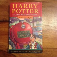 Harry Potter and the Philosophers Stone First Edition, Second Print Book