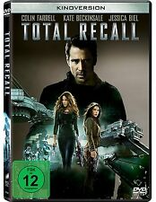 Total Recall ( Action-Sci-Fi ) mit Colin Farrell, Kate Beckinsale, Jessica Biel