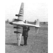 RC-Bauplan Focke-Wulf Fw 200 Condor Modellbauplan