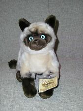 Webkinz Signature Siamese Cat NWT sealed code tag (Quick to Ship) Smoke-Free