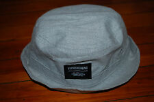 NEW Supremebeing Supreme Being Black Label Bucket Hat (One Size)
