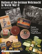 Book - Rations of the German Wehrmacht in World War II