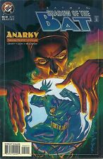 Batman Shadow of the Bat #40 DC Comic JULY 1995 Anarky Detective Comics books
