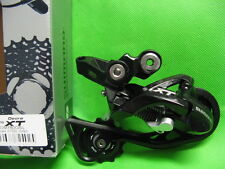 Shimano Deore XT RD-M780 GSL Rear derailleur 10-speed SGS black long cage NEW