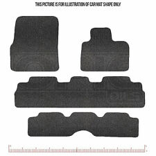 Renault Espace 2003 2007 Premium Tailored Car Mats set of 4
