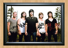 SLEEPING WITH SIRENS POSTER PRINT Photo A4 297x210mm