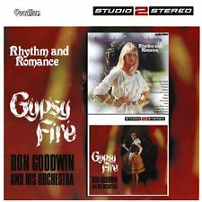 Ron Goodwin Gypsy Fire Rhythm & Romance 1960s/70s CD