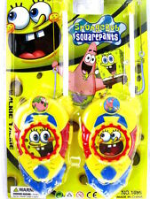 Spongebob Sponge bob Squarepants WalkieTalkies freetalker two way free shipping