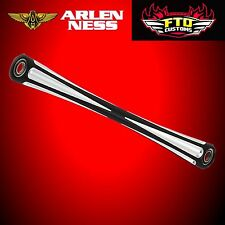 Arlen Ness Black Deep Cut Round Shift Linkage 84-17 Harley FLHT & Softail 19-931
