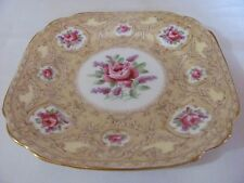 "7 ROYAL ALBERT BONE CHINA 6"" BREAD&BUTTER PLATE  REG  #808163 DEVONSHIRE LACE"