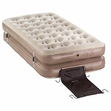 Coleman 4-N-1 Inflatable QuickBed Air Mattress - 2 Twin or 1 King Camping Bed