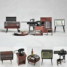 Odoria 1:24 Vintage Japanese Furniture Dollhouse Miniature Accessories