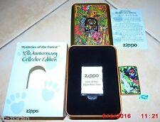 ZIPPO FEUERZEUG 10th ANNIVERSARY COLLECTOR EDITION - (V0029)