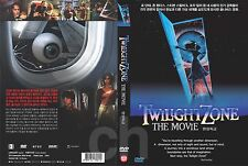 Twilight Zone: The Movie (1983) - John Landis, Steven Spielberg  DVD NEW