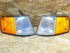 1988 1989 JDM HONDA CRX VTEC CLEAR LENS CORNER LIGHT SET RARE ITEM OEM
