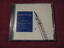 VA - East Style CD Japan hardcore Rose Rose Extinct Government KGS One Trap
