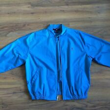 Polo Ralph Lauren Polo Sport Workers Jacket Vintage 1992 Rare Snow Beach Zip Up