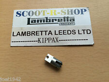 STEEL PETROL-FUEL TAP KNUCKLE - JOINT FOR LAMBRETTA GP-LI-SX-TV NEW