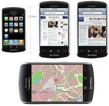BlackBerry storm 2 9520 2gb (sans simlock) smartphone wlan touch 3g GPS mp3 NEUF