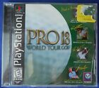 1998 Pro 18 World Tour Golf Playstation 1 PS1 Video Game