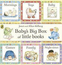 **NEW** - Baby's Big Box of Little Books (Board book) 0141356480