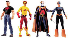 DC Direct_Teen Titans Series #2_SUPERBOY_KID FLASH_BROTHER BLOOD_RAVAGER figures