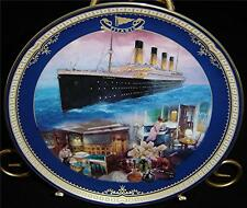 The First-Class Stateroom Seventh Issue Titanic Plate