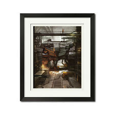 Metal Gear Solid Rex Urban Art Poster Print