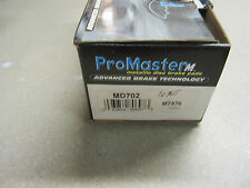 ProMaster MD702-M7576 Metallic Disc Brake Pads MD702