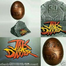 Jak and Daxter Orb Statue 30th Anniversary Precursors Orb #/500 10in IN STOCK