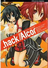 J-POP .HACK//ALCOR VOLUME UNICO (sconto 20%)