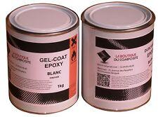 GEL COAT EPOXY ALIMENTAIRE homologué, pour cuisine, aquarium, vivarium, véhicule