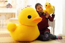 "20cm(8"") Giant Yellow Duck Stuffed Animal Plush Soft Toys Cute Doll Pillow ^-^"