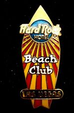 HRC Hard Rock Hotel Las Vegas Beach Club Surfboard Series Orange