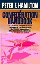The Confederation Handbook by Peter F. Hamilton (2002, Paperback)