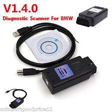 V1.4.0 Car Diagnostic Scanner Scan Programmer Code Reader For BMW E38 E39 E46 53